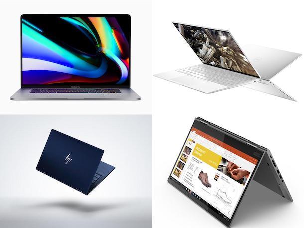 Laptops Of 2020